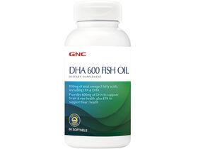 DHA魚油600膠囊食品