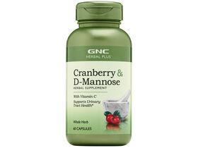 蔓越莓D-甘露糖膠囊食品