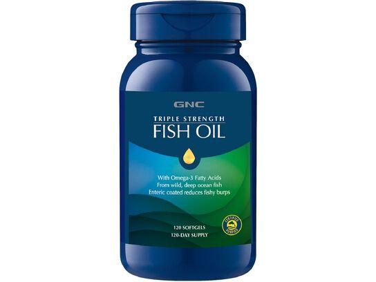 三效魚油膠囊食品