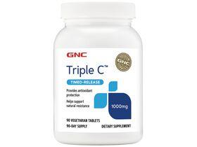 三效維生素C1000食品錠