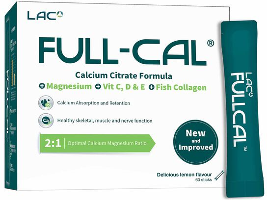 Full-Cal® 優鎂鈣