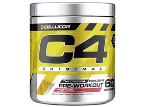 C4運前肌酸飲品-綜合水果口味