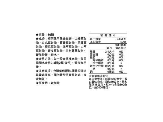 L.Pro利普能膠囊食品