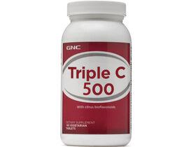 三效維生素C500食品錠