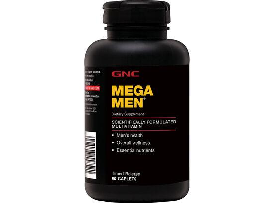 GNC,GNC綜合維他命,GNC美佳男
